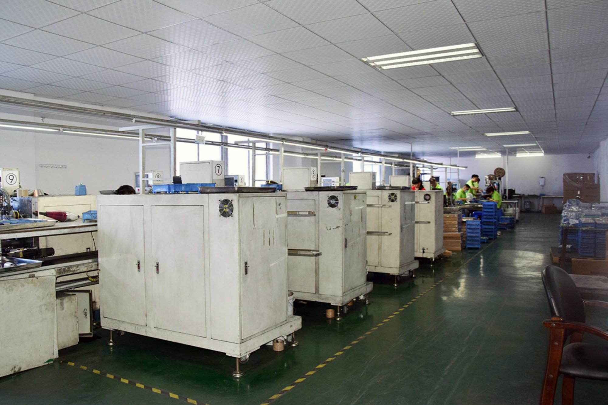 电芯生产设备