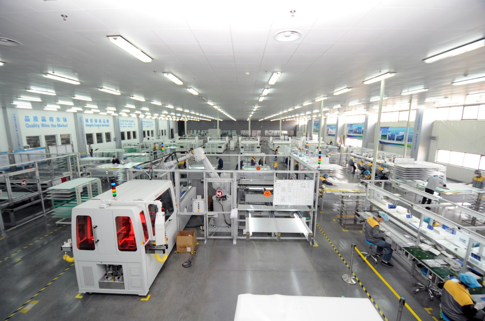 PACK专业生产线