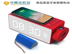 【 蓝牙音箱18650锂电池定制 】