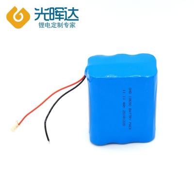 厂家生产加工定制18650锂电池 太阳能路灯美容仪电动车蓝牙音箱锂电池厂商