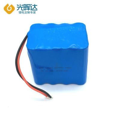 专业生产定制18650电动车锂电池组 22.2V圆柱锂电池串联并联锂电池